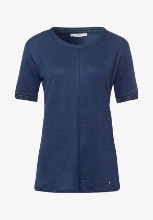 STYLE CATHY - T-shirt basic - indigo