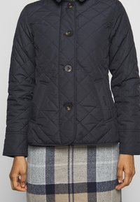 Barbour - FORTH QUILT - Light jacket - dark navy - 5