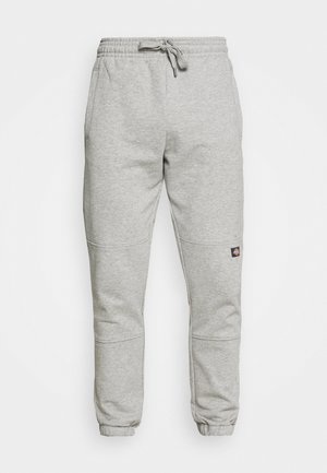 BIENVILLE - Tracksuit bottoms - grey melange