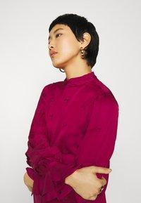 Fabienne Chapot - Long sleeved top - purple sky - 3
