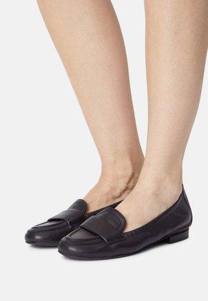 MALU - Nazouvací boty - schwarz
