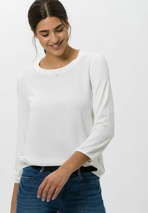 STYLE CARLA - Long sleeved top - offwhite
