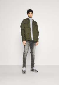 Schott - REDWOOD - Summer jacket - kaki - 1