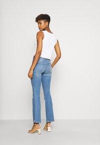 Dr.Denim - SONIQ - Flared Jeans - westcoast light blue - 2
