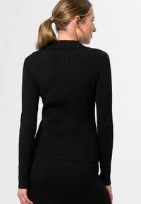 zero - Sweatshirt - black - 2