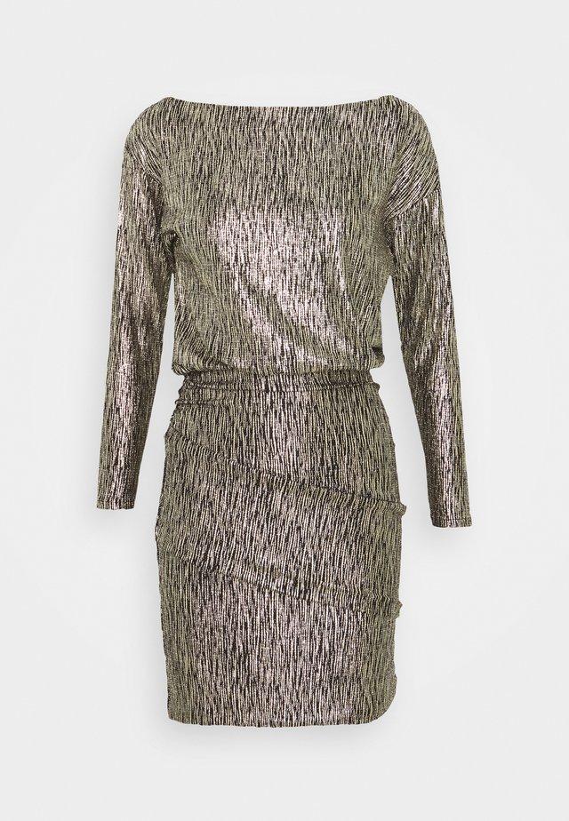 RILEXY - Robe de soirée - dore
