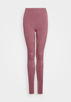 SEAMLESS  - Leggings - deauville mauve