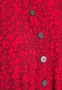 GAP - DRESS - Shirt dress - red - 2