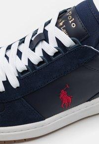 Polo Ralph Lauren - UNISEX - Sneakers laag - newport navy - 5