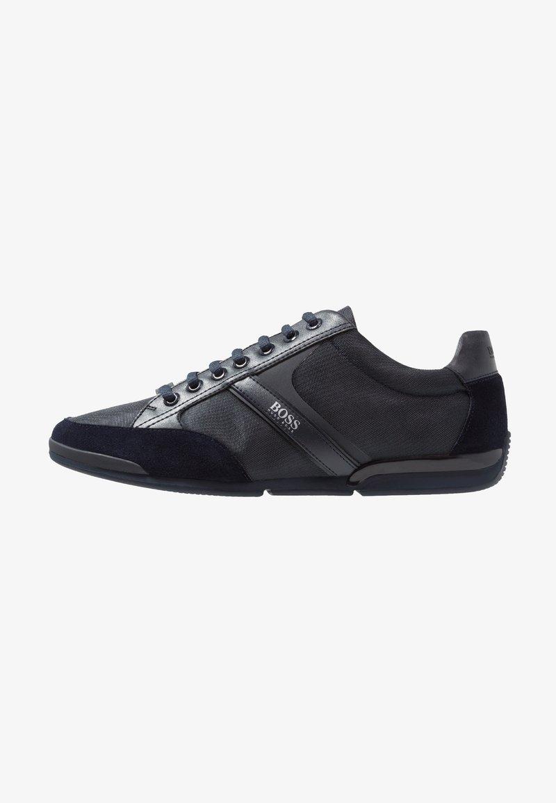 BOSS - SATURN LOWP MX - Trainers - dark blue