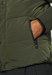 Calvin Klein - CRINKLE  - Winter jacket - green - 6