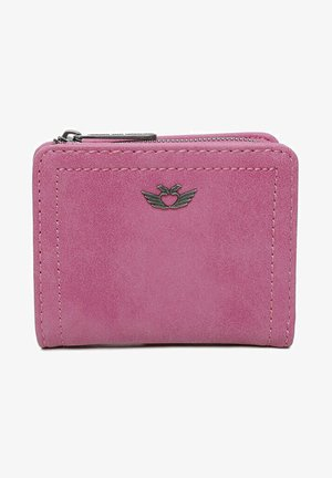Peněženka - squeezy pink