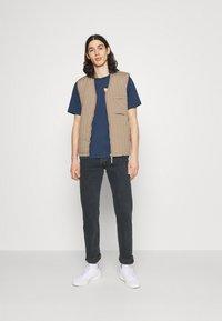 Levi's® - 501® LEVI'S® ORIGINAL FIT - Jean droit - dark indigo worn in - 1