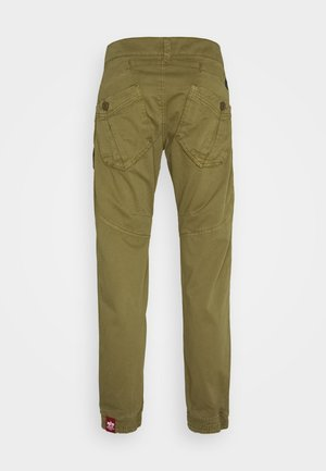 MAJOR PANT - Cargo trousers - olive
