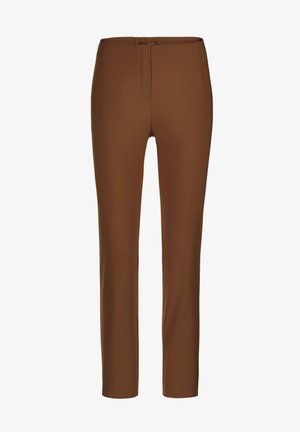 INA THE ORIGINAL! PULL-ON STRETCHHOSE - Trousers - braun