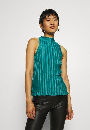 Blouse - emerald