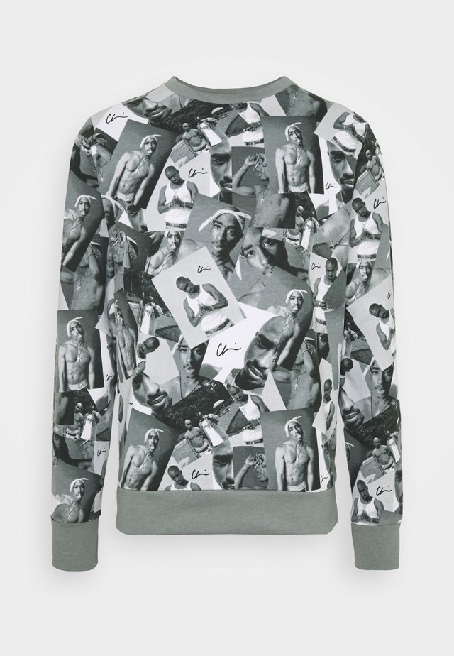 PATTERN PAC - Felpa - grey
