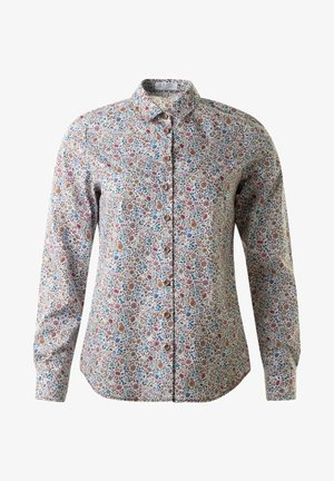Shirt - blauroyal