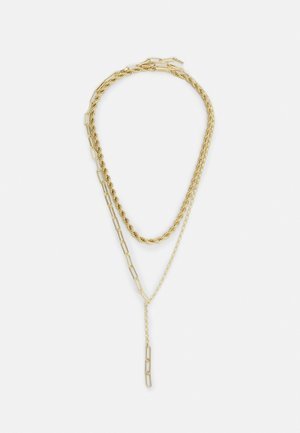 NECKLACE SIMPLICITY 2 PACK - Necklace - gold-coloured