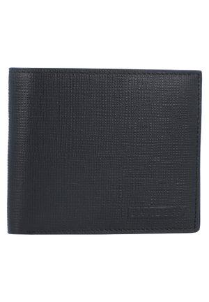 CROSSROADS GELDBÖRSE LEDER 11,5 CM - Portemonnee - black
