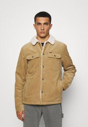 KEATON - Light jacket - dark khaki
