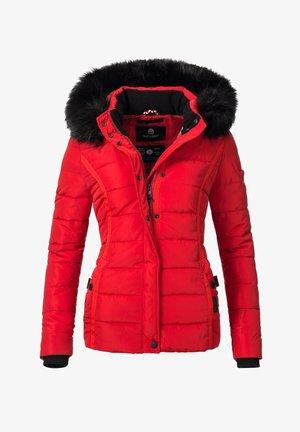 MIAMOR - Winter jacket - red