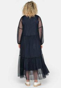 Sheego - Maxi dress - nachtblau - 2