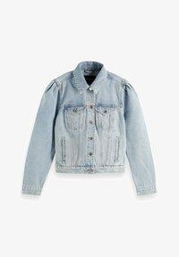 Scotch & Soda - Denim jacket - powder blue - 4