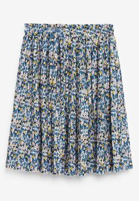 Next - A-line skirt - blue - 3