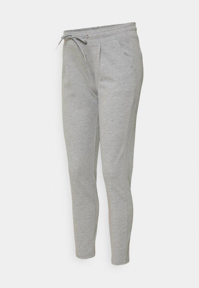 KATE - Trousers - grey melange