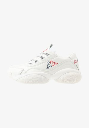 BOLB - Sports shoes - white/navy
