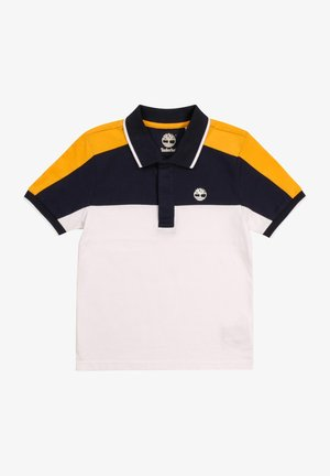 Polo shirt - jaune campus