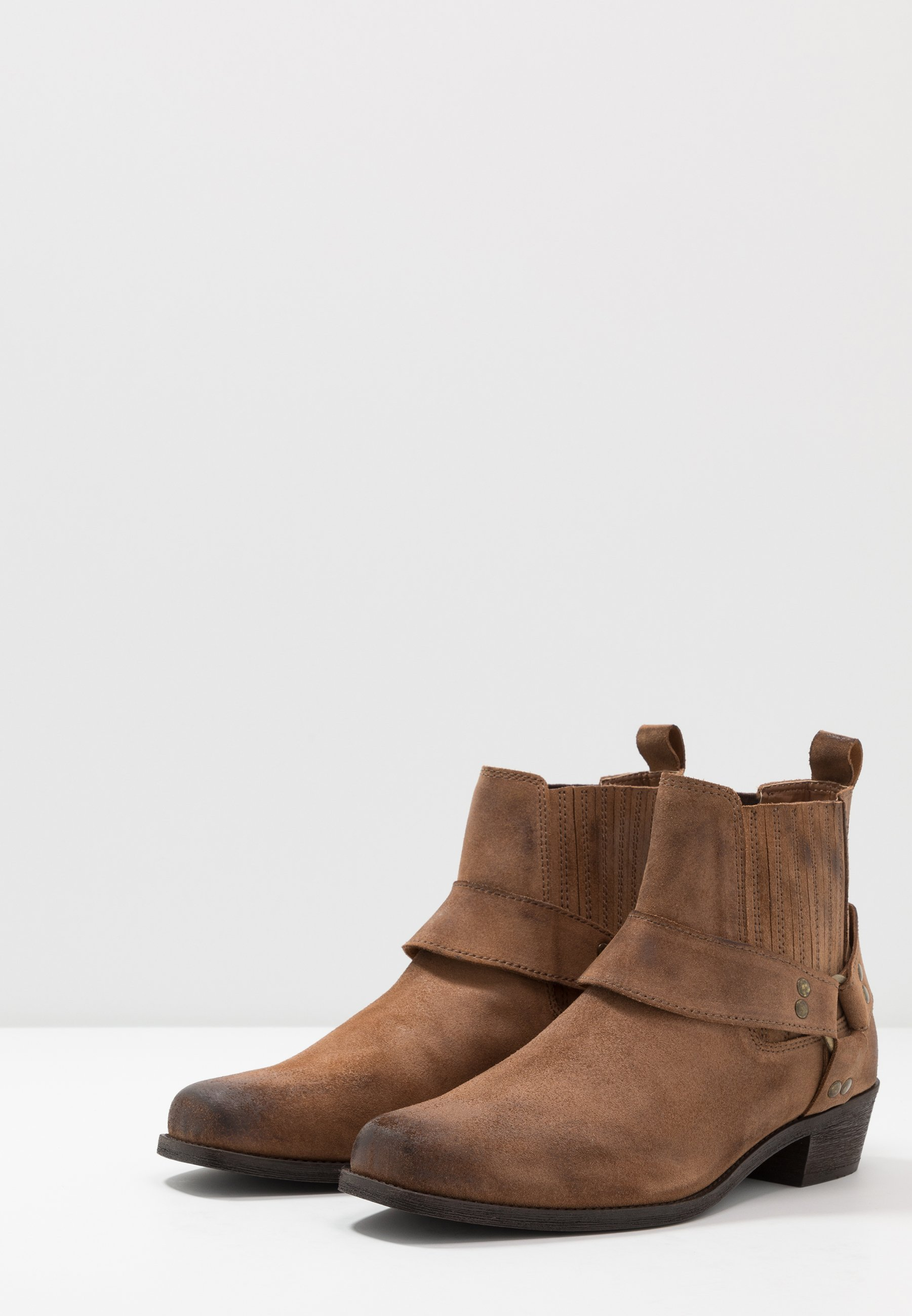 Designer Cheapest Zign Classic ankle boots - brown | men's shoes 2020 ET7o4