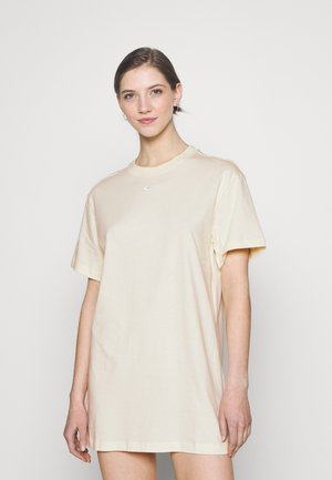 Jersey dress - coconut milk