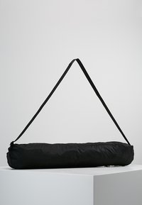 Casall - YOGA MAT BAG - Skulderveske - black - 4