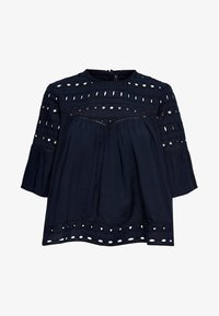 ONLY - ONLIRINA ANGLAISE - Blouse - insignia blue - 5