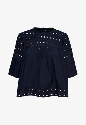 ONLIRINA ANGLAISE - Blouse - insignia blue