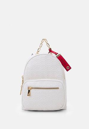 ALVERCA - Rucksack - bright white