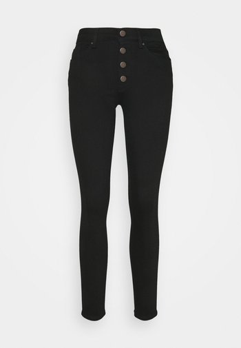 ONLHUSH LIFE  - Jeans Skinny Fit - black