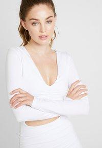 Tiger Mist - SIAN DRESS - Shift dress - white - 4
