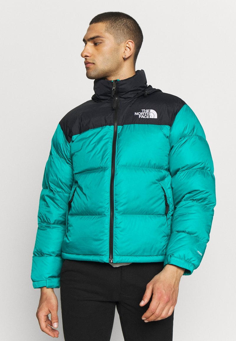 The North Face - Down jacket - jaiden green
