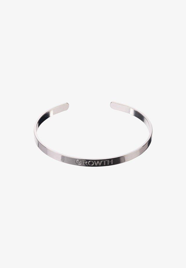 ARMREIF VON DIANA ZUR LÖWEN - Bracelet - silver