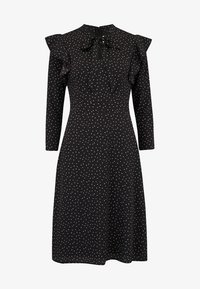 Sugarhill Brighton - LEILANI PETAL - Day dress - black - 4