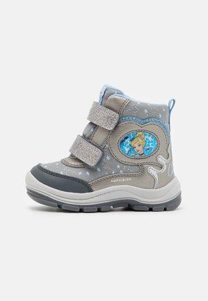 DISNEY PRINCESS CINDERELLA BABY GIRL ABX - Žieminiai batai - dark silver