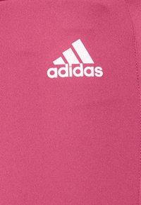 adidas Performance - Tights - wild pink/white - 5