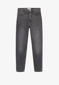 Mango - NEWMOM - Slim fit jeans - open grijs - 6