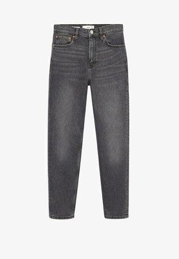 NEWMOM - Slim fit jeans - open grijs