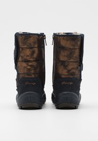 Primigi - Winter boots - notte/bronzo - 2