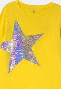 GAP - GIRL  - Longsleeve - bright neon yellow - 2