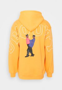 Grimey - UBIQUITY HOODIE UNISEX - Sweatshirt - orange - 1